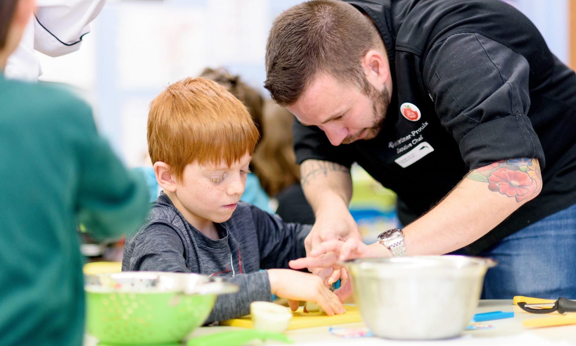 Cultivating Cooks Food Literacy Program
