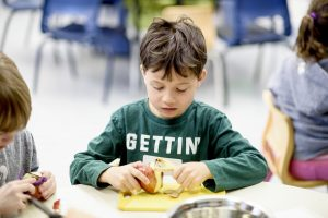 Cultivating Cooks School Programs for kids